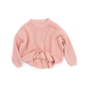 Chunky Knit Sweater -9 Colours