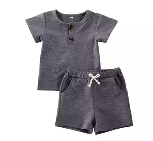 Reese Set - Grey