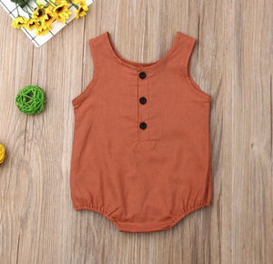 Jett Romper - 4 Colours