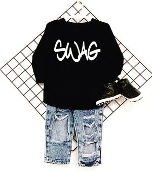 SWAG Long Sleeved Tee