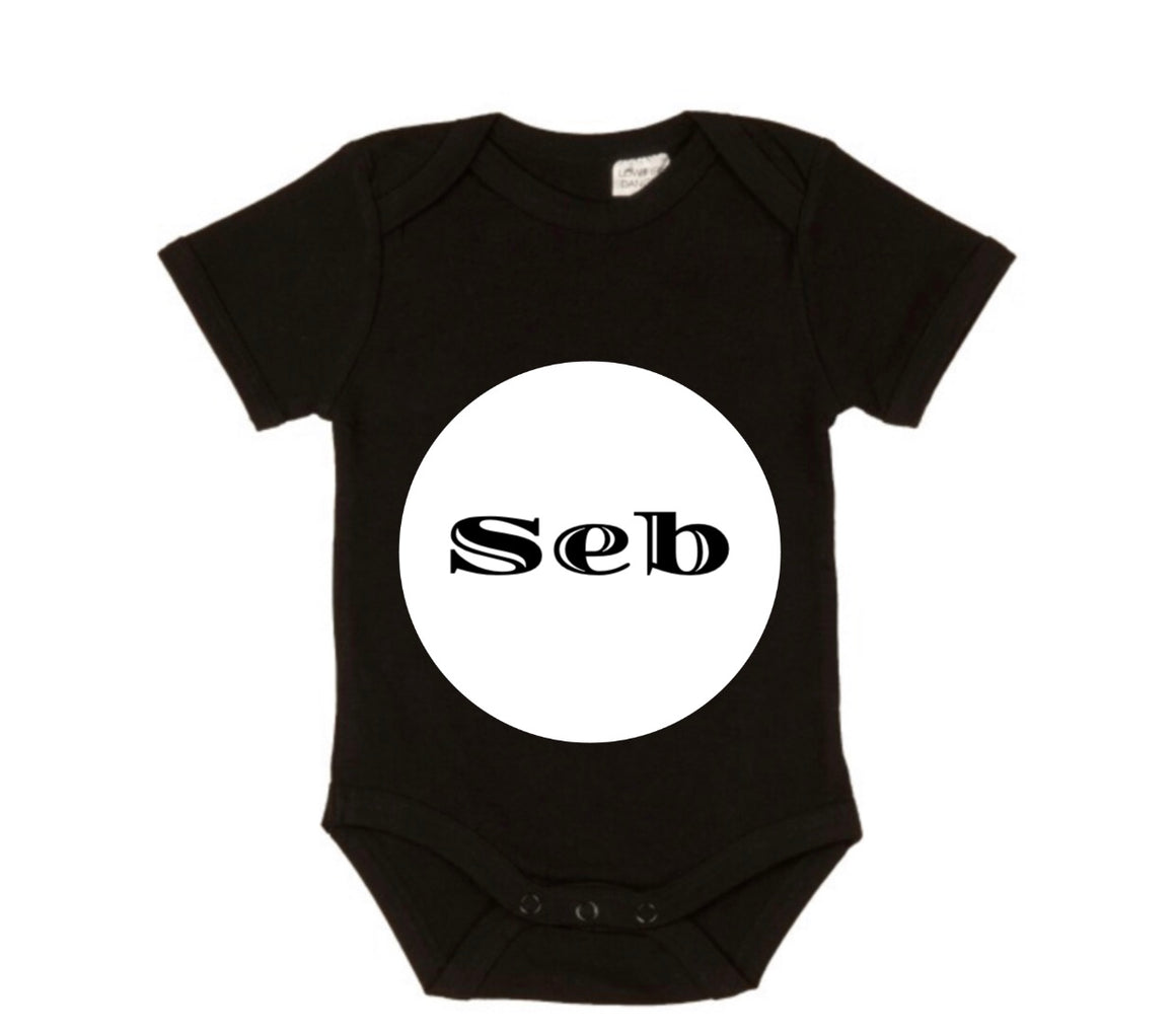 Personalised Bodysuit