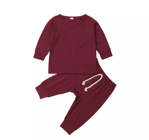 Jordan Tracksuit-Red Wine