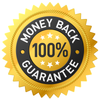 Main Centric Money Back Badge