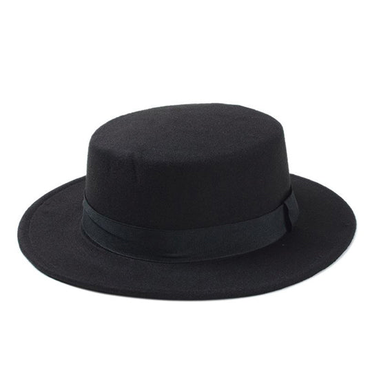 Black  Fashion Bowler Hat Pre-order