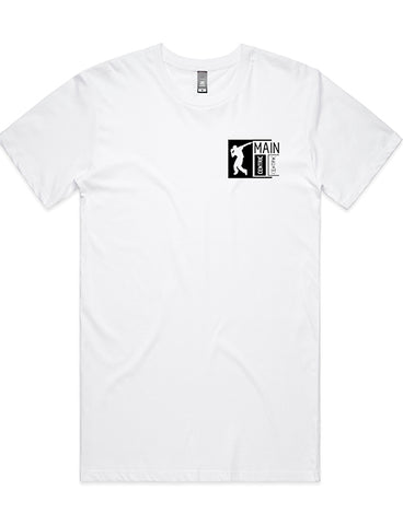 Main Centric Dabb wrench Tee White