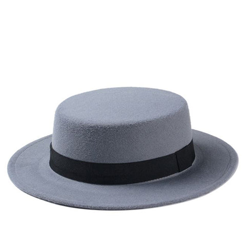 Pearl  Fashion Bowler Hat