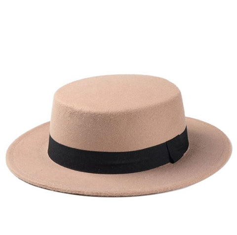 Khaki  Fashion Bowler Hat