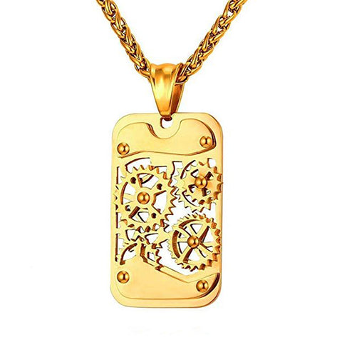 18k Gold Plated Hip Hop Chain