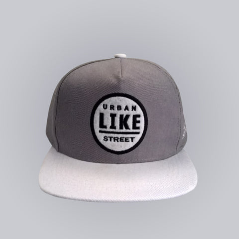 Exclusive Snapback Urban Like Street Gray
