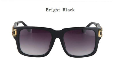 Run Bird Black Hip Hop  Sunglass