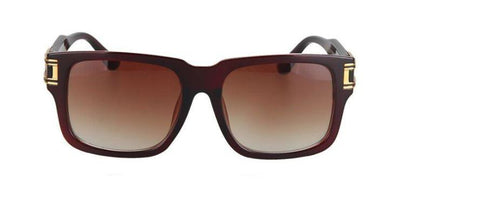 Run Bird  Brown Hip Hop Sunglasses