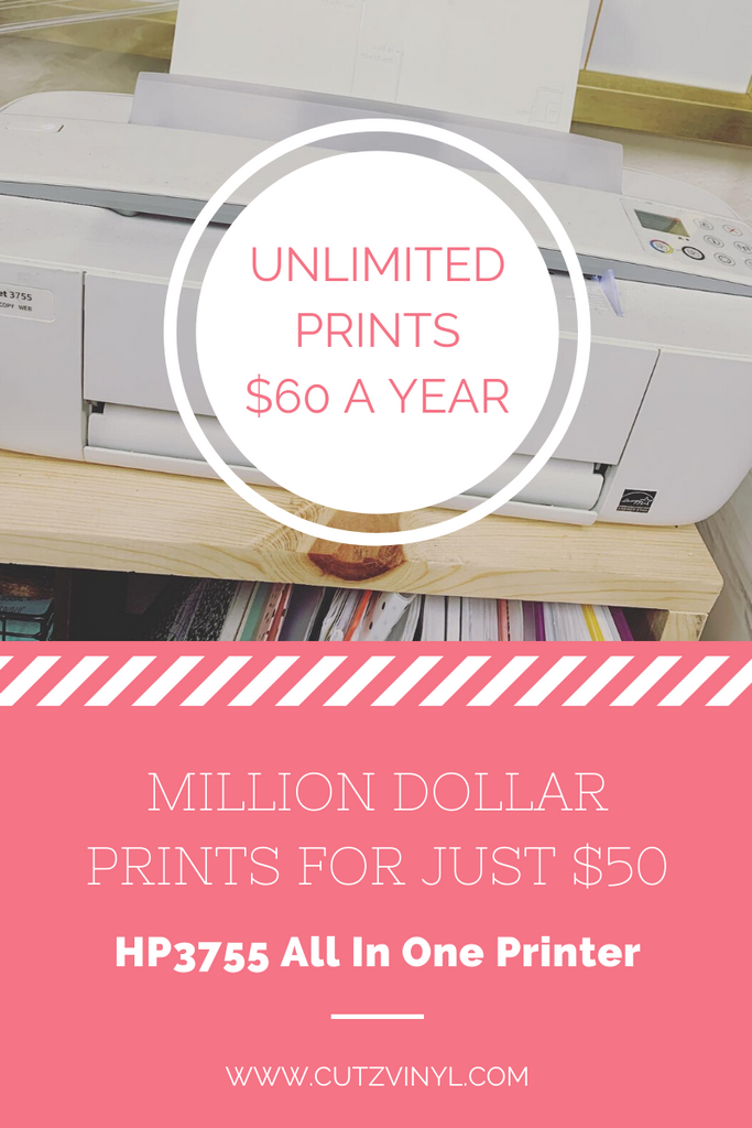 Million Dollar Printer for $50