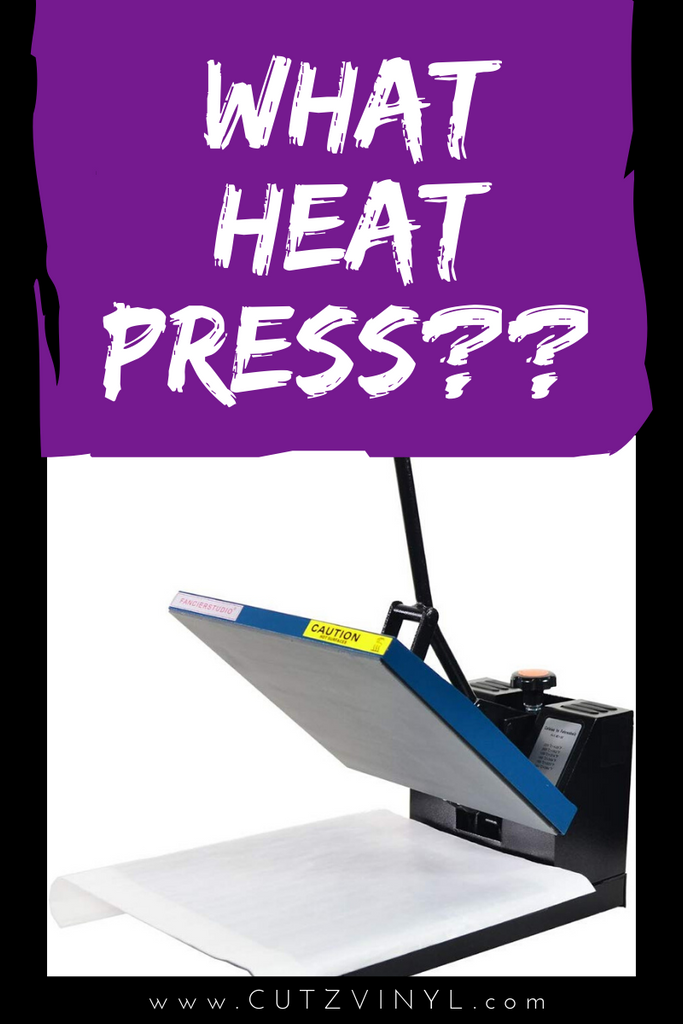 Which Heat Press Do I Buy?