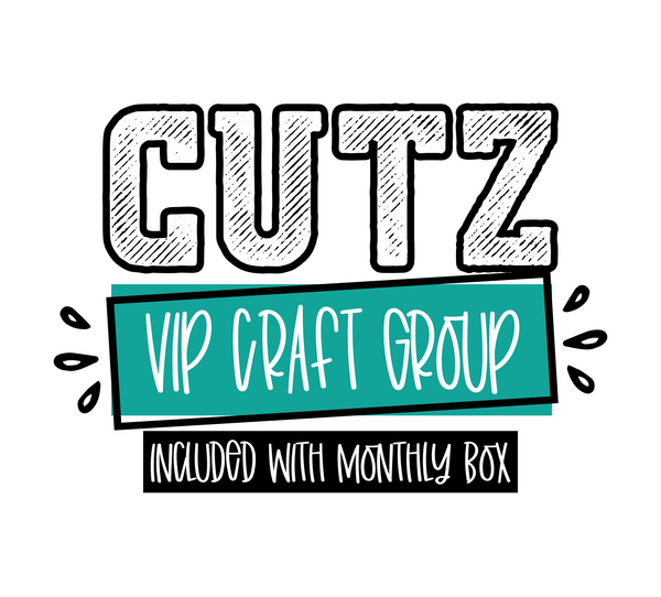 CUTZ VIP CRAFT MEMBERSHIP