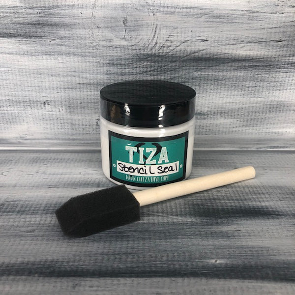 TIZA by CUTZ Stencil Barrier