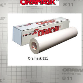 ORAMASK 811 PAINT MASK STENCIL 5FT