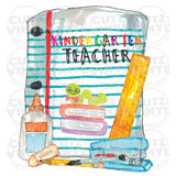 Sublimation Transfer Only - Teacher