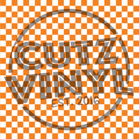 Orange Checker