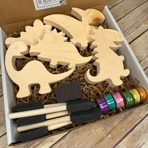 DIY Dinosaur kit 3-5 days processing