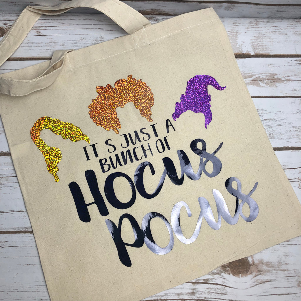 It's Just a Bunch of Hocus Pocus SVG Instant Download