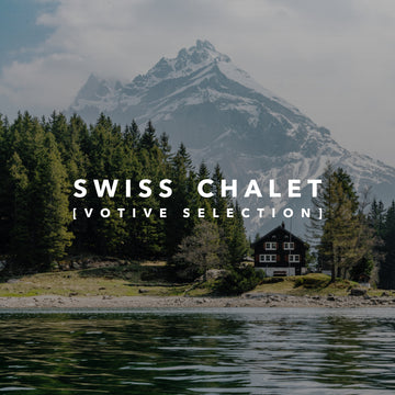 Votive Selection: Swiss Chalet