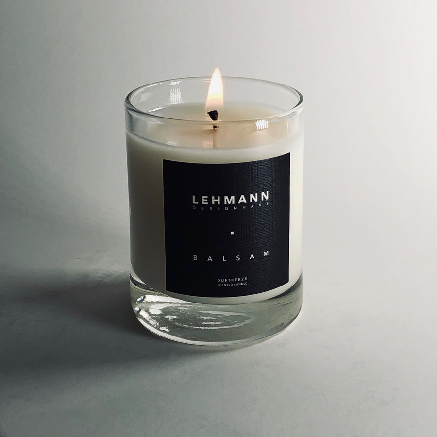 Balsam Votive Candle