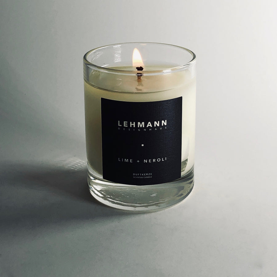 Lime + Neroli Votive Candle