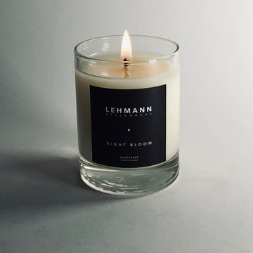 Night Bloom Votive Candle
