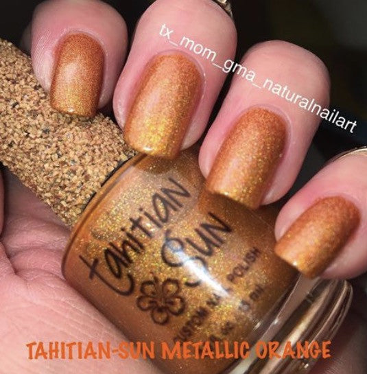 Copper Orange - Metallic