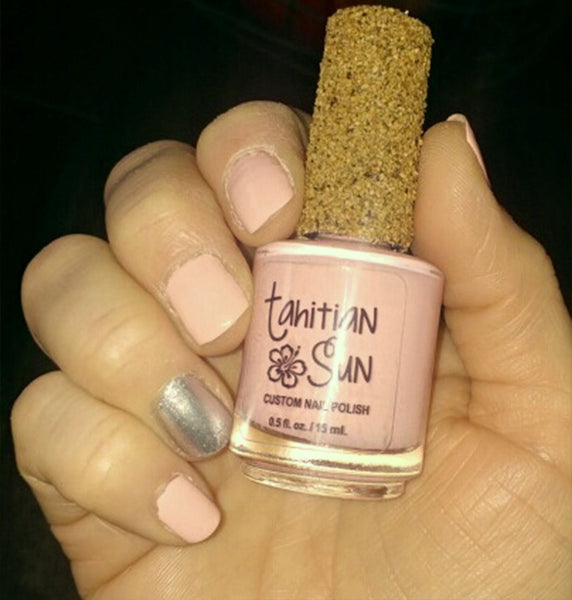 Dirty Pink - Nail Polish