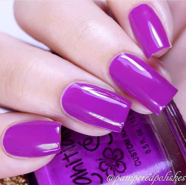 Hurricane Purple - Neon