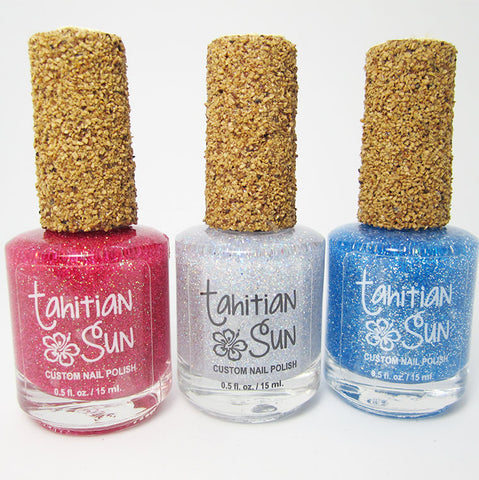 Fireworks Collection - Glitter Polish