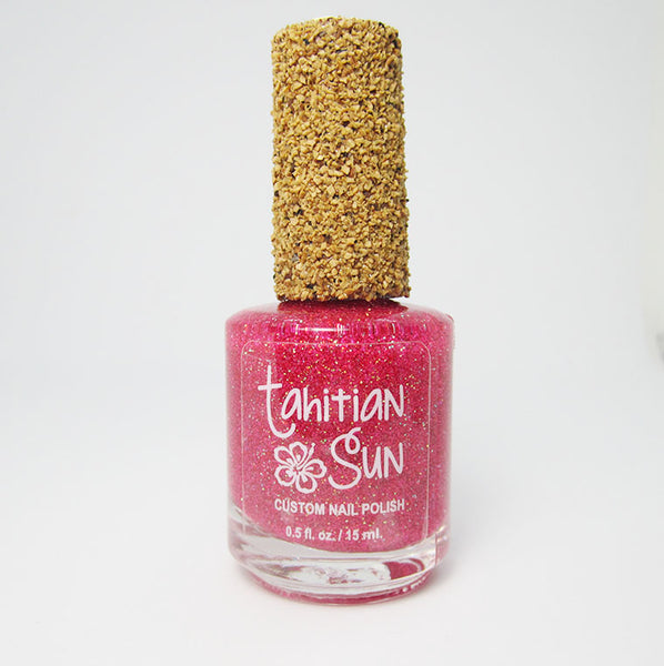 Fireworks Collection - Top Coat Glitter Polish