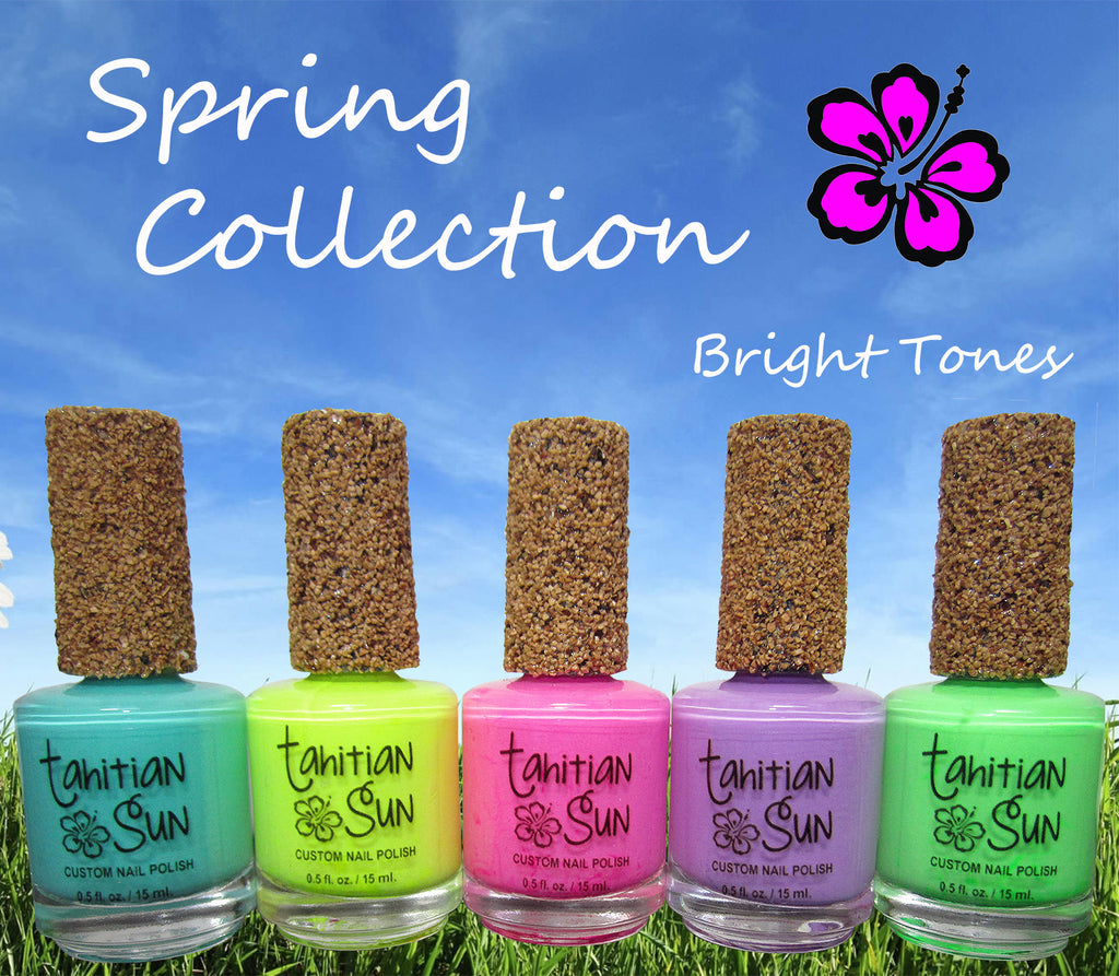 Playful Pastels - Nail Polish Collection