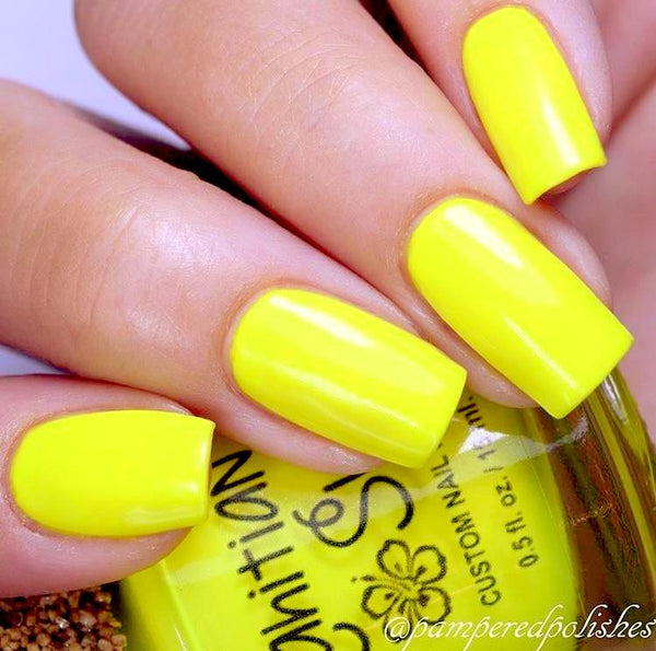 Tsunami Yellow -  Neon