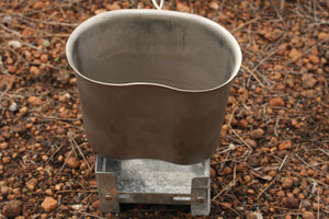 German Military Surplus Small Hexi Stove