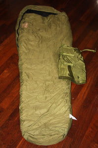 Australian Army Cold Weather Sleeping Bag (Surplus)