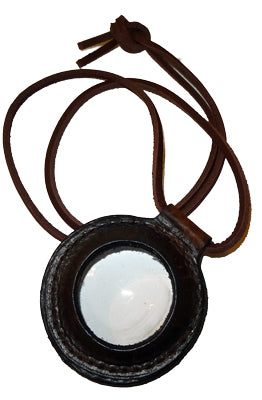 Large Magnifying Lens