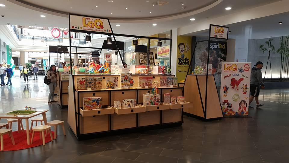 Popup Store at Highpoint Shopping Centre until 4th December
