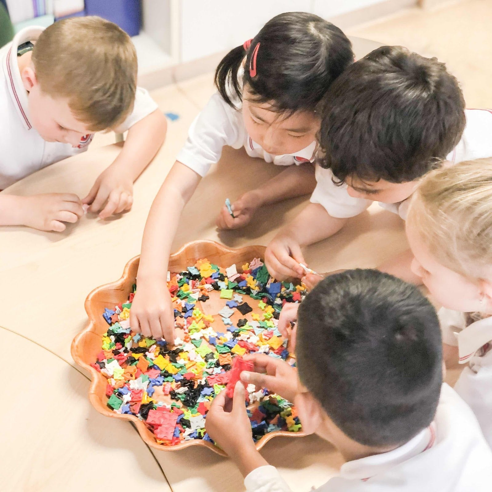Using LaQ in the classroom - Where Learning Meets Play