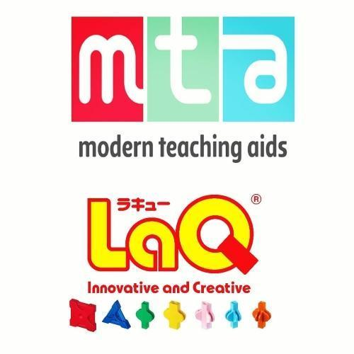 LaQ now available through Modern Teaching Aids
