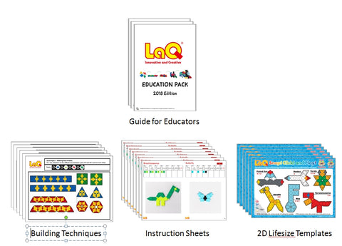 Education Pack for LaQ