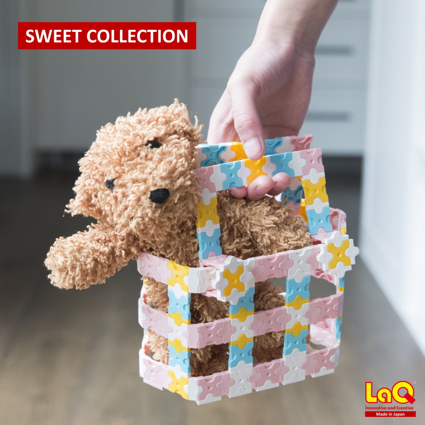Sweet Collection | Pretend Play | Dreams Basket with Teddy
