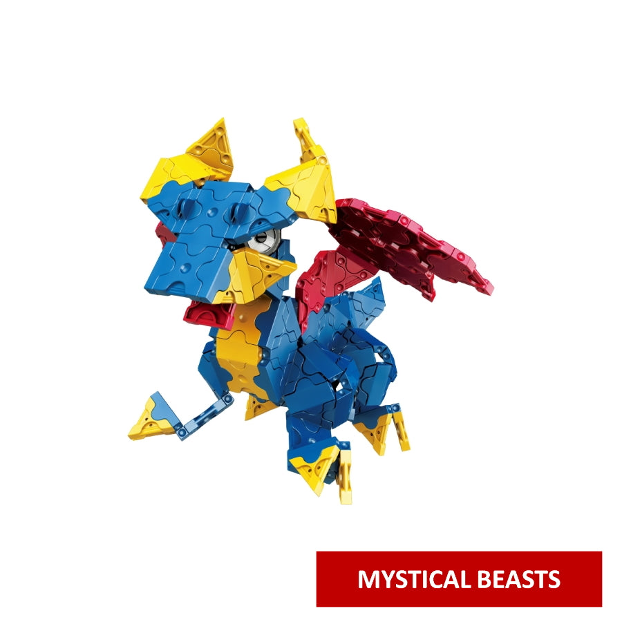 LaQ Mystical Beasts | Dragon | Mythical Creature