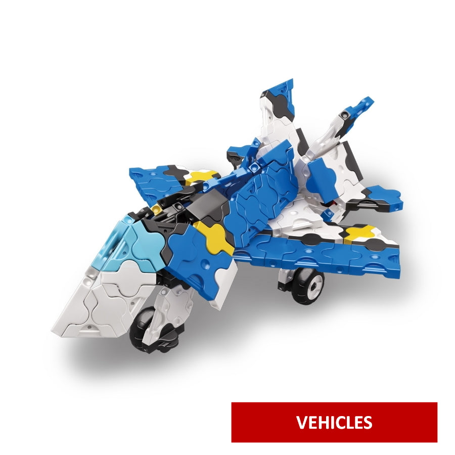 Hamacron Constructor Vehicles | Jet Fighter