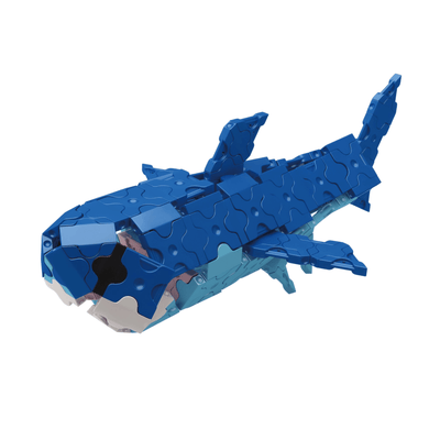 Marine World SHARK - 4 Models, 175 Pieces