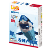 Front cover of LaQ product: Marine World Shark