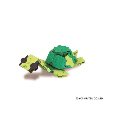 Turtle model from Alligator building set