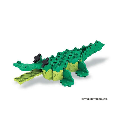 Alligator Model with movable jaw