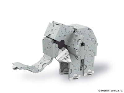Animal World SHOEBILL - 5 Models, 175 Pieces - Elephant - Model